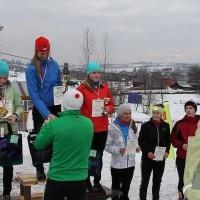 Obidowa Śladami Olimpijczyków - Puchar Obidowej 2013-03-10
