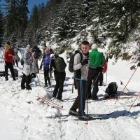 Obidowa Śladami Olimpijczyków - Turbacz biegówki