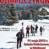 Obidowa Śladami Olimpijczyków - Śladami olimpijczyków